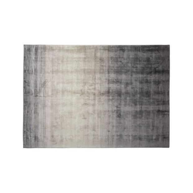 Beliani ERCIS Vloerkleed Kunstzijde 140 x 200 cm