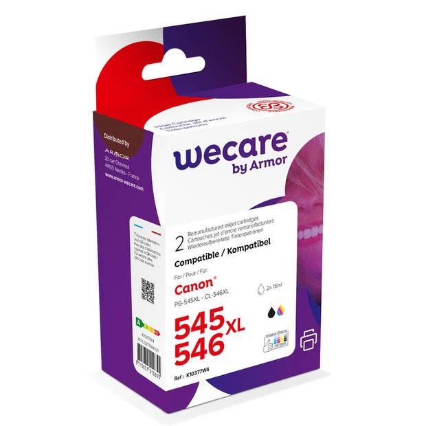 weCare Cartridge Canon PG-545 XL/CL-546 XL Combipack