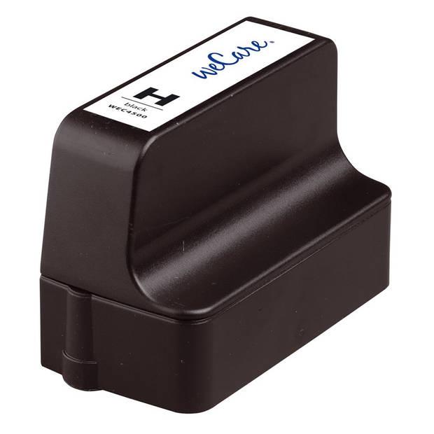weCare Cartridge compatible met HP 363 Zwart