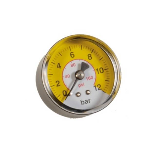 Sapo manometer met dubbele meting bar/psi