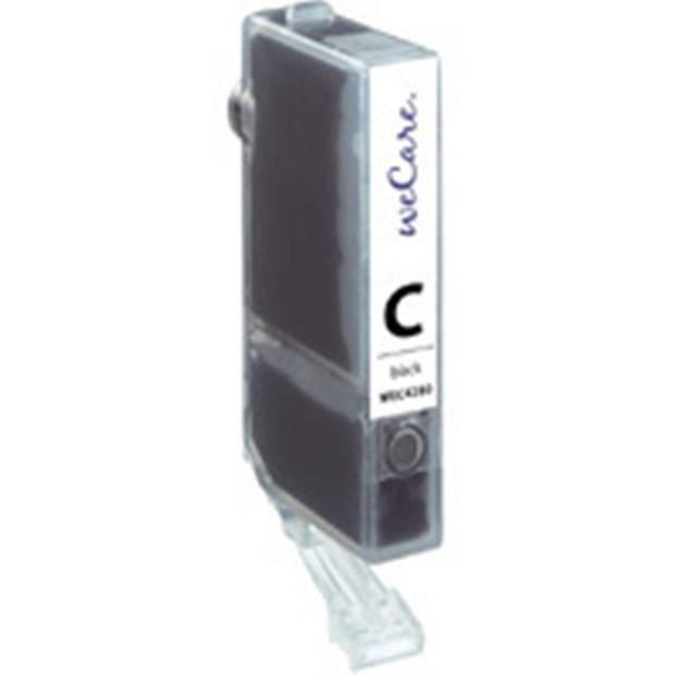 weCare Cartridge Canon CLI-526 Zwart