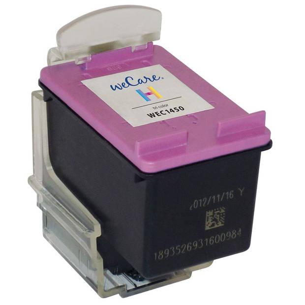weCare Cartridge compatible met HP 301 XL Tricolor