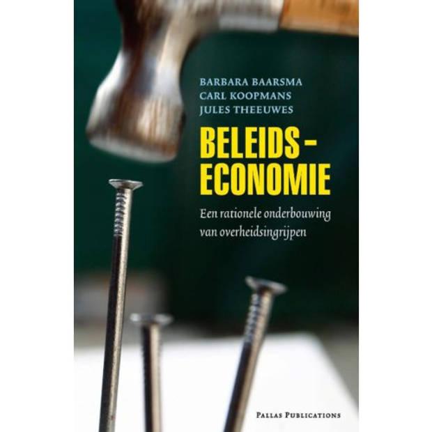 Beleidseconomie