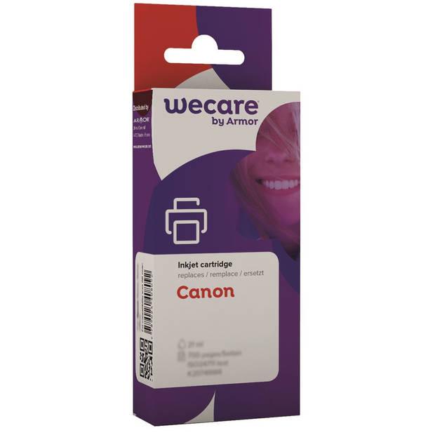 WeCare Cartridge Canon Rood 12ml PGI-1500 XL