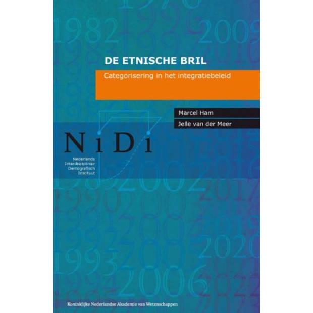 De Etnische Bril - Nidi Boek