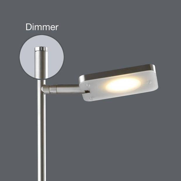 Freelight Vloerlamp Block mat chroom 1 lichts