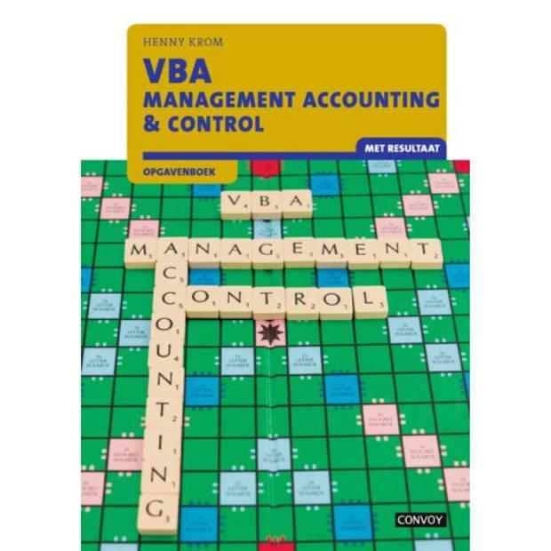 VBA Management Accounting & Control met resultaat