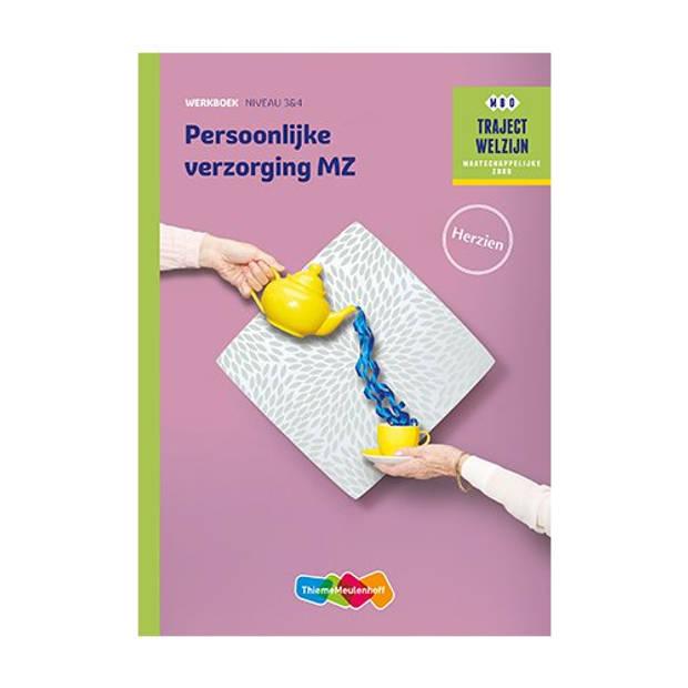 Persoonlijke Verzorging Mz / Niveau 3/4 / Werkboek