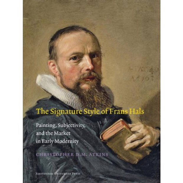 The Signature Style Of Frans Hals - Amsterdam