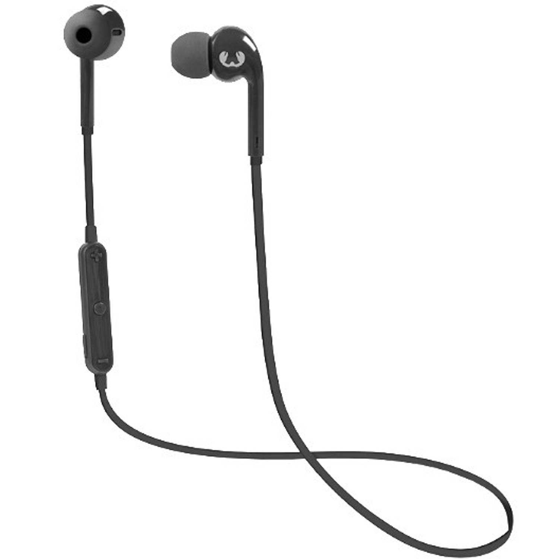 Donkergrijze Vibe Wireless In-Ear Headphones