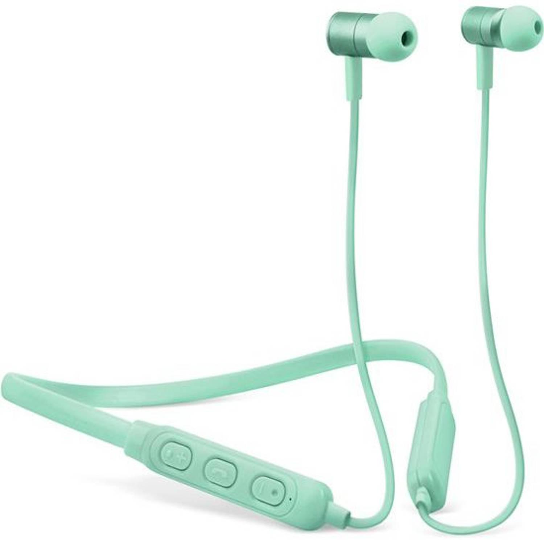 Mintgroene Band-It Wireless In-Ear Headphones