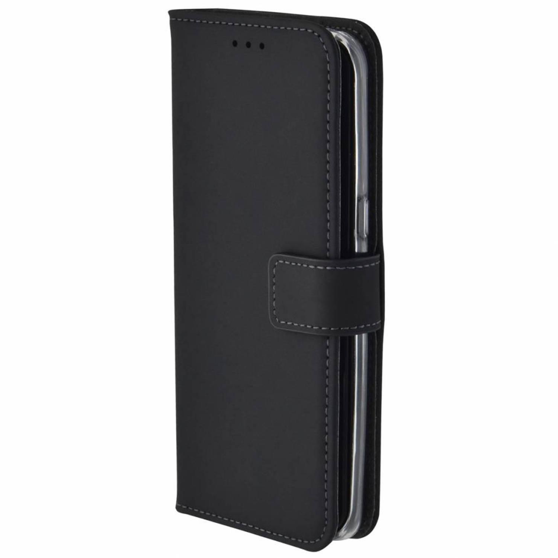 Zwarte Premium Wallet TPU Case voor de Samsung Galaxy S8