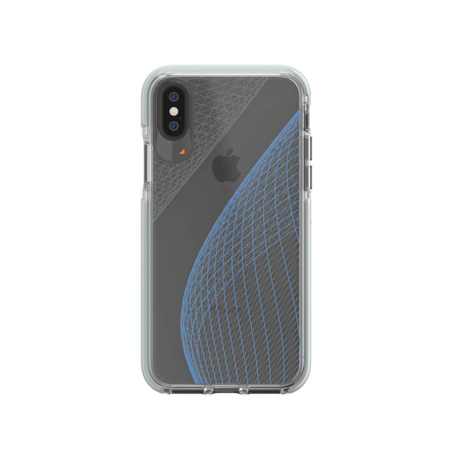 Space Victoria Case voor de iPhone Xs / X