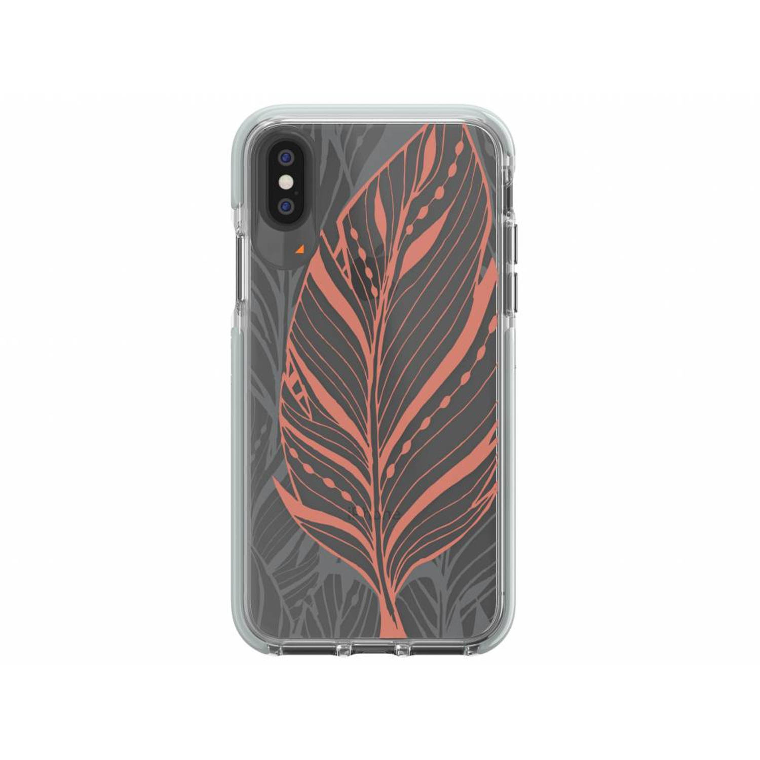 Tribal Leaf Victoria Case voor de iPhone Xs / X