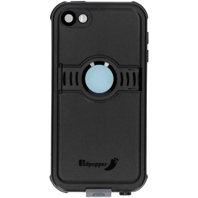 Zwarte Waterproof Case voor de iPod Touch 5g / 6