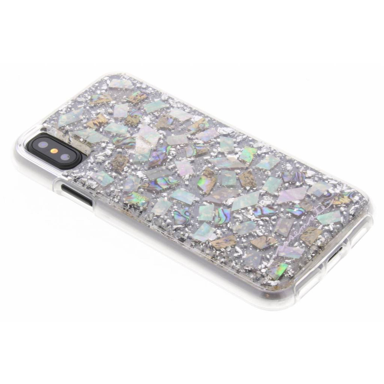 Pearl Karat Case voor de iPhone Xs / X