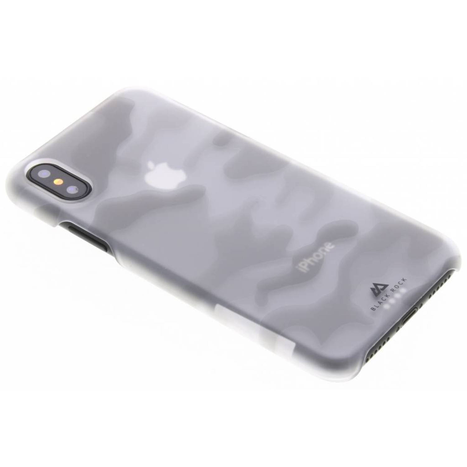 Image of Transparante Camouflage Case voor de iPhone Xs / X