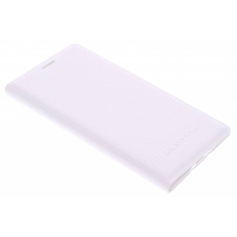 originele Flip Cover voor de Galaxy S5 Mini - wit