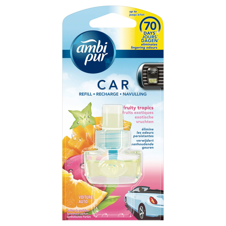 Afbeelding van Ambi Pur luchtverfrisser Fruity navulling 7 ml