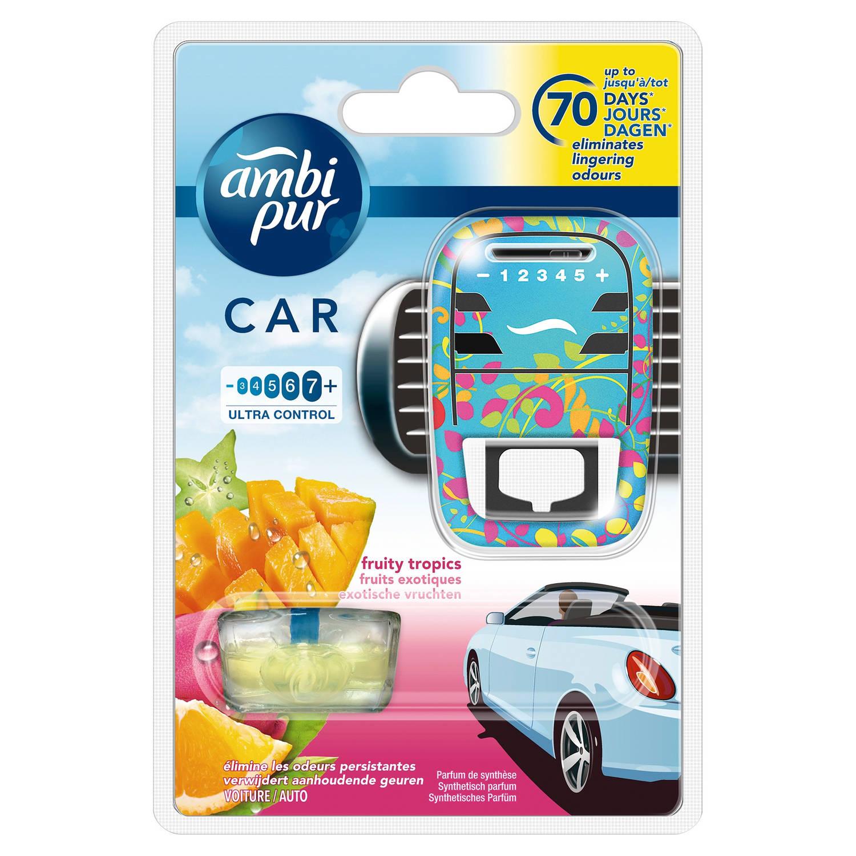 Afbeelding van Ambi Pur luchtverfrisser Fruity 7 ml blauw