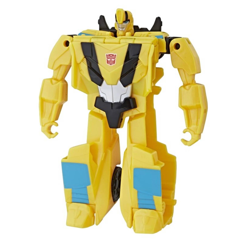 Hasbro transformer Cyberverse Bumblebee jongens geel 10 cm