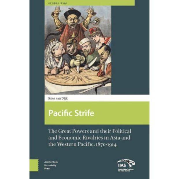 Pacific Strife - Global Asia