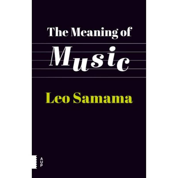 The Meaning Of Music
