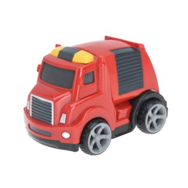 Free and Easy ambulance 11 cm rood