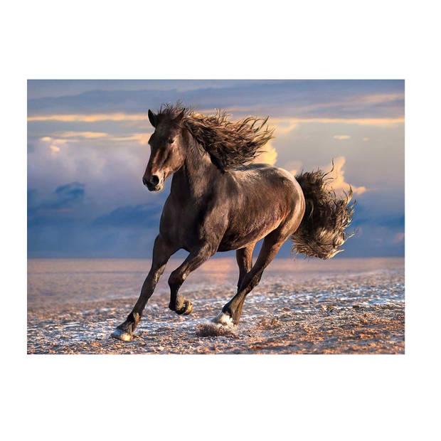 Clementoni puzzel Wild Paard 1000 stukjes