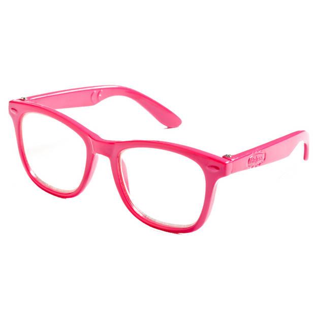 Heless poppenbril 9 cm roze