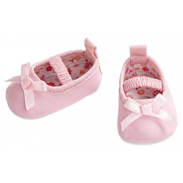 Heless roze ballerina's voor een pop van 38-45 cm