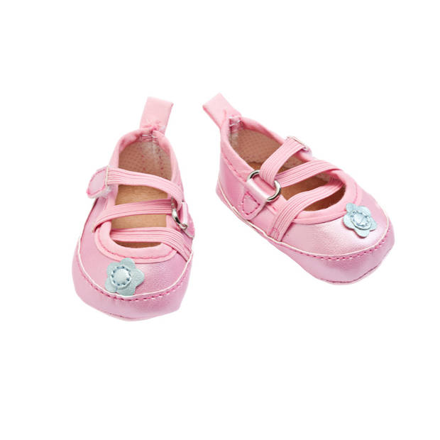 Heless ballerina's voor een pop van 38-45 cm roze
