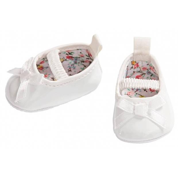 Heless ballerina's wit voor een pop van 38-45 cm