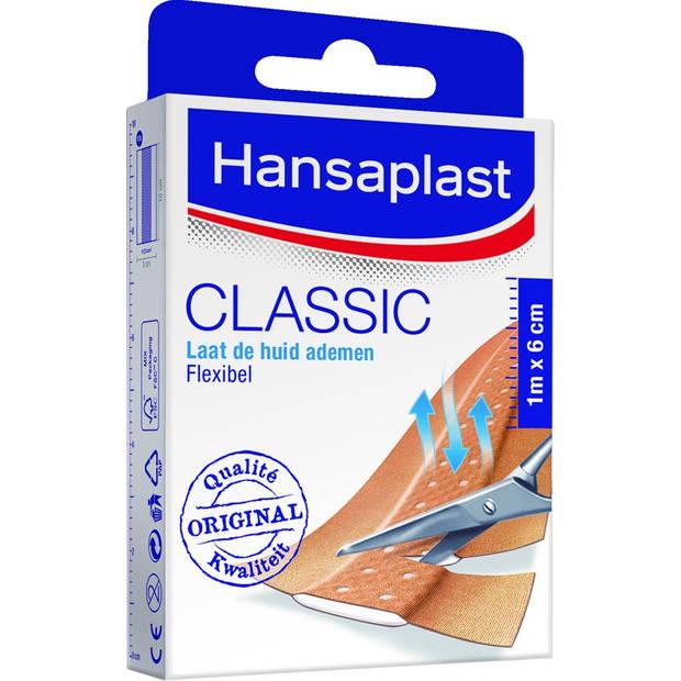 Hansaplast Pleisters - Classic 1m x 6cm