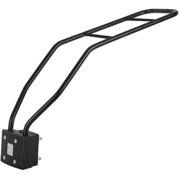 Bobike 1-punts montagebeugel achterzitje 62 cm staal zwart