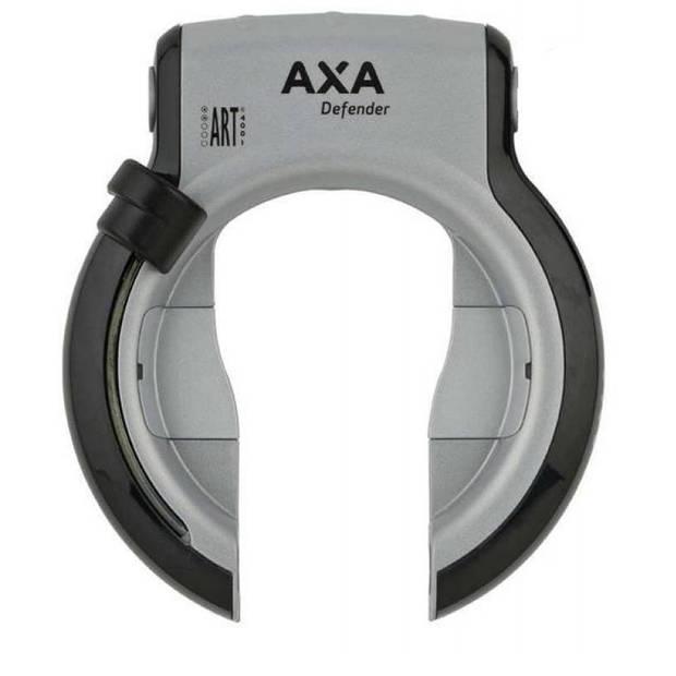 AXA ringslot Defender ART-2 staal/kunststof zilver/zwart