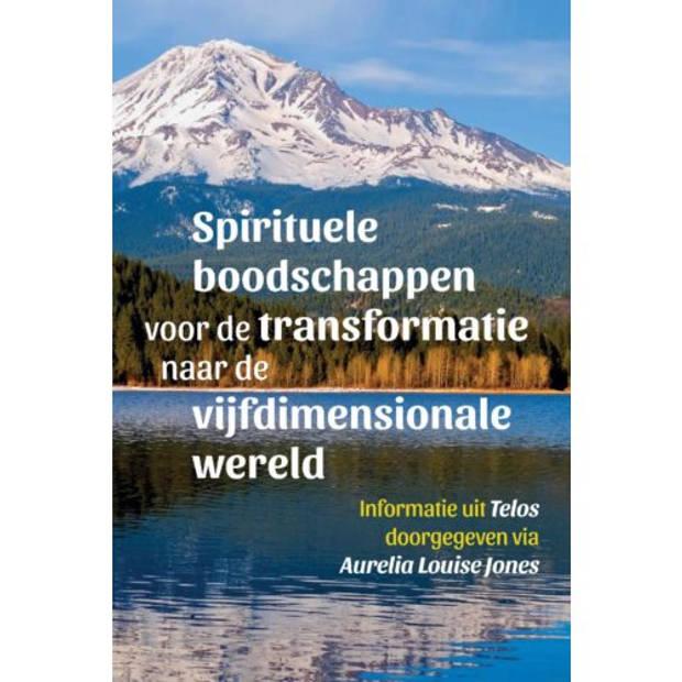 Spirituele Boodschappen Voor De Transformatie Naar