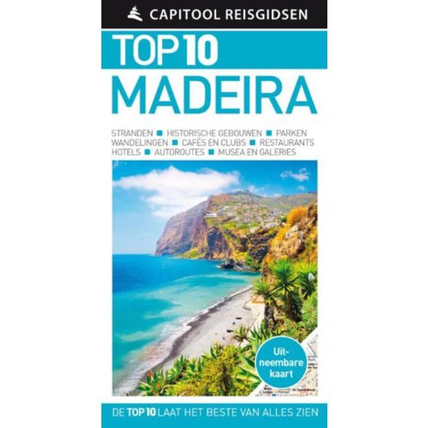 Madeira - Capitool Reisgidsen Top 10