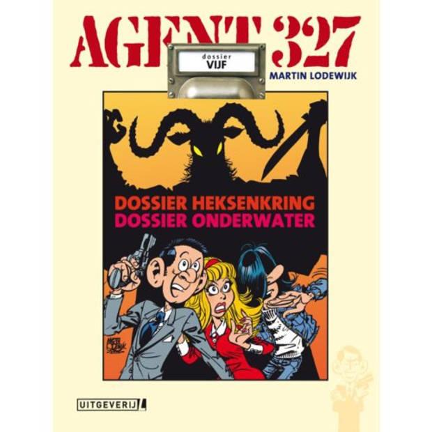 Dossier Heksenkring & Dossier Onderwater - Agent
