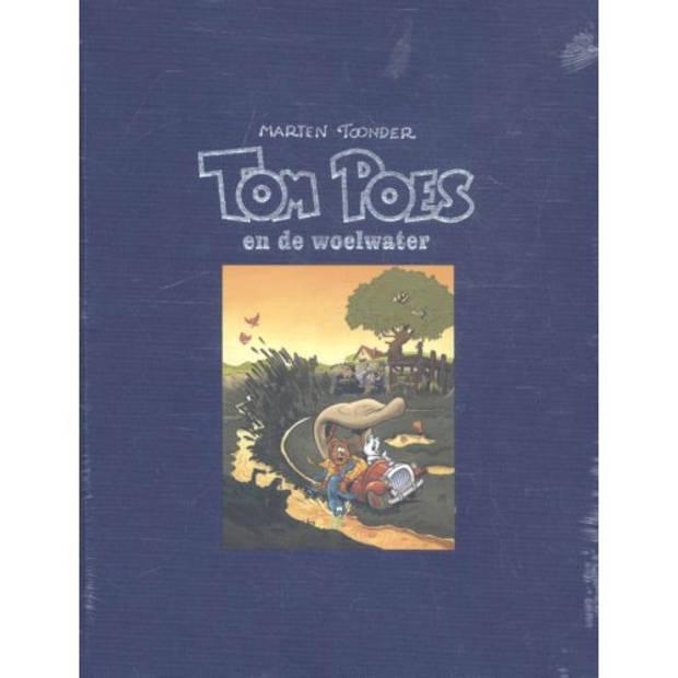 Tom Poes en de woelwater - Tom Poes avonturen