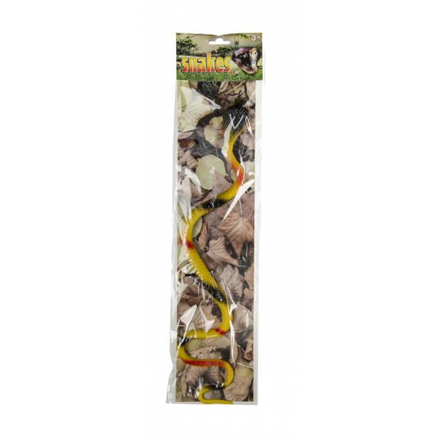 LG-Imports slang geel 40 cm