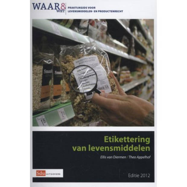 Etikettering van levensmiddelen / 2012 -