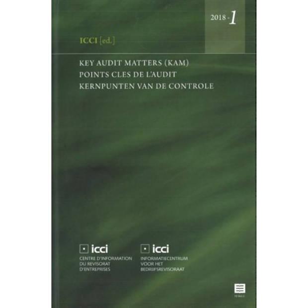 Key Audit Matters (Kam) - Points Clés De L'Audit