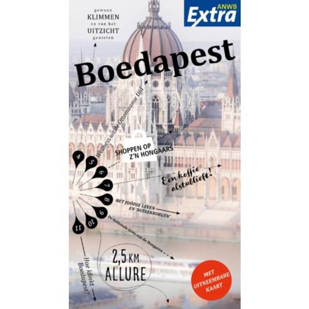 Boedapest Anwb Extra - Anwb Extra