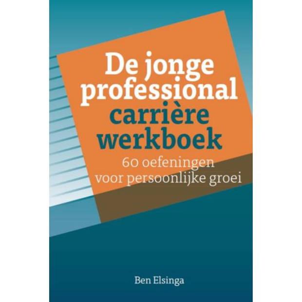 De Jonge Professional Carrière Werkboek
