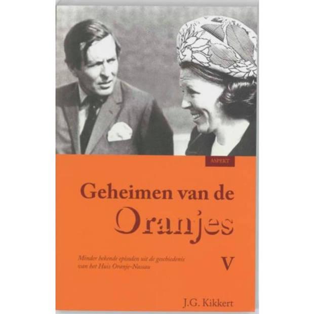 Geheimen Van De Oranjes / 5