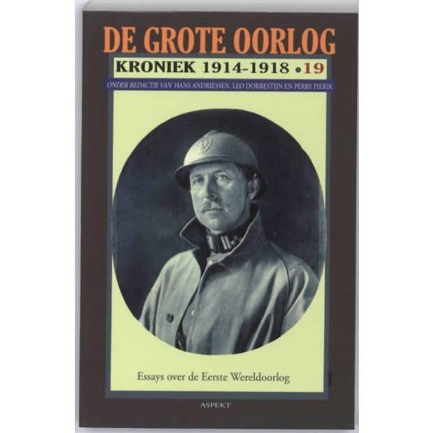 De Grote Oorlog, Kroniek 1914-1918 / 19 - De Grote