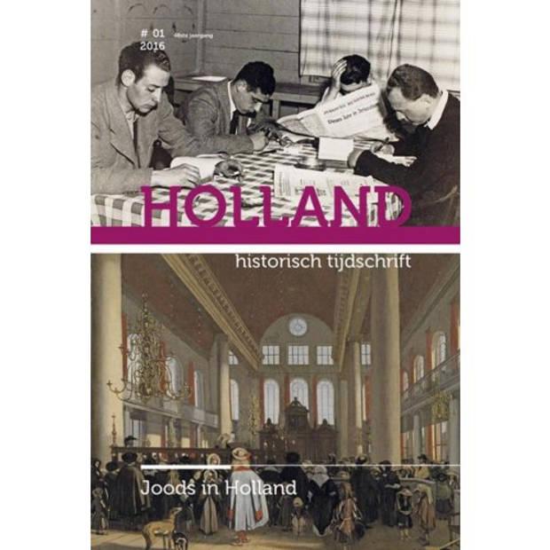 Joods In Holland - Holland Historisch Tijdschrift