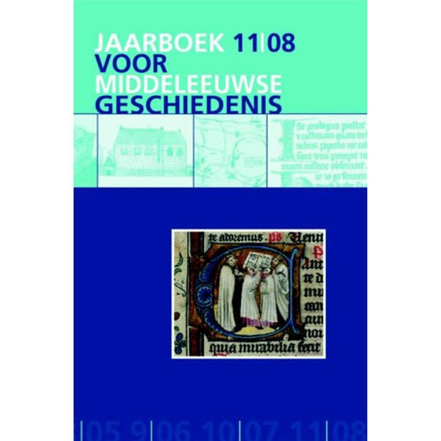 Jaarboek voor Middeleeuwse Geschiedenis / 11 2008