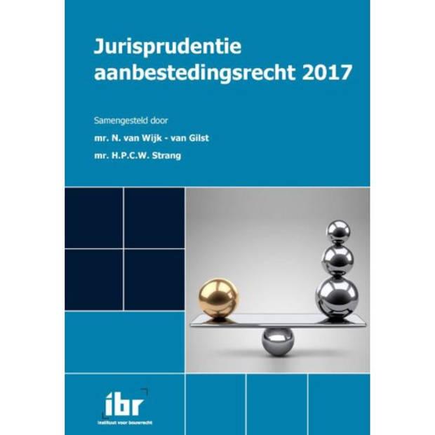 Jurisprudentie aanbestedingsrecht / 2017